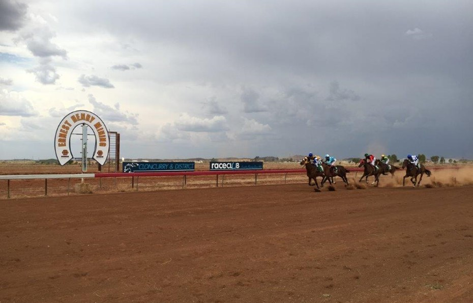 Welcome to Cloncurry & District Race Club